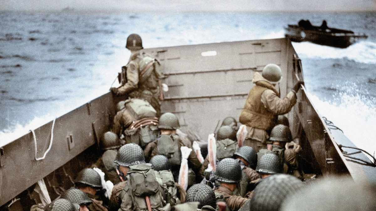 D-Day 76th Anniversary Tournament – 100pt