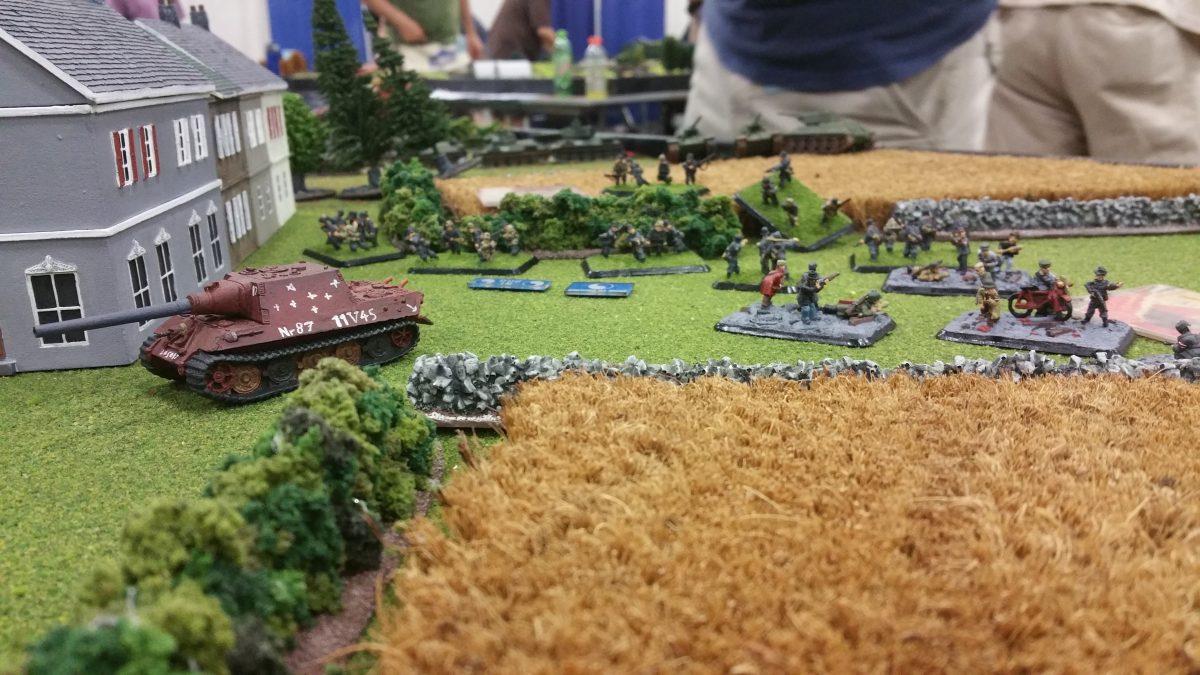 Late War Last Hurrah at Huzzah Hobbies!