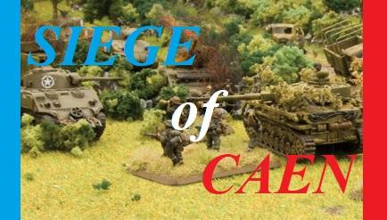 Siege of Caen