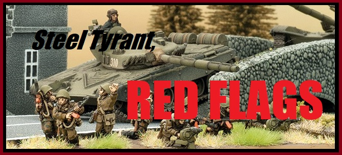 Steel Tyrant, Red Flags
